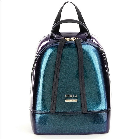 Furla Handbags - Furla Candy jelly mini backpack be44397eb487e